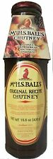 MRS BALLS CHUTNEY ORIGINAL Case of4 (4 bottles)