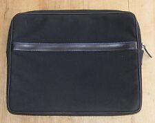 Housse ordinateur 13 pouces / sacoche en tissu de couleur noir marque « ESTIME