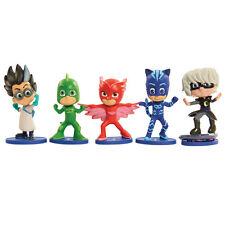 PJ Masks Collectible Figure Set - 5 Pack  *BRAND NEW*