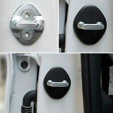 4x Door Lock Cover For Hyundai Sonata i45 I30 IX35 Santa Fe 2010/Kia Sportage R