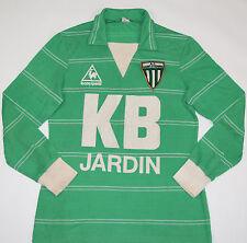 1981-1983 Saint Etienne Le Coq Sportif Home Football Shirt (talla M)