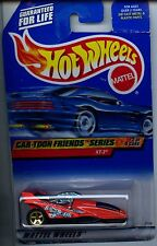 Hot Wheels 1998 Car-Toon Friends Series XT-3 1:64 Diecast MINT