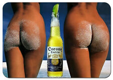 CORONA EXTRA BEER GIRLS FRIDGE MAGNET