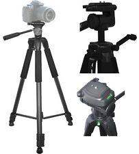 "Professional 75"" Heavy Duty Tripod with Case for Canon EOS Rebel T3 T3i"