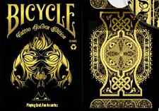 Bicycle Tattoo Golden Edition Deck - Limited Edition - SEALED