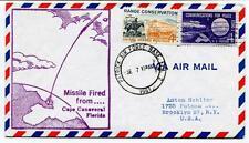 1961 Missile Cape Canaveral Florida Patrick Air Force Base SPACE NASA USA