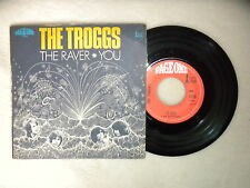 "45T 7"" THE TROGGS ""The Raver/You"" PAGE ONE 17566 FRANCE §"