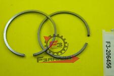 F3-206456 Segmenti Fasce elastiche pistone 63,4 X 2,5 Piaggio APE MP600 grano es