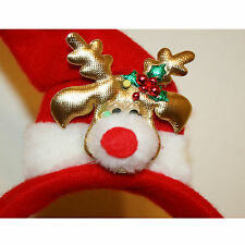 3, Christmas, Holiday, Pet, Dog, Head Wear, Reindeer, Top Hat and Red Horns