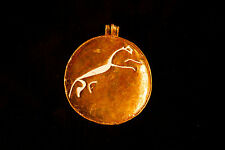 Celtic Pendant - Uffington white horse - X-13