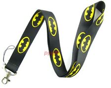 New 1 Pcs Batman Neck Lanyards Cell Phone PDA Key ID  Strap Charms H025