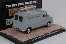 Movie James Bond Leyland Sherpa Van - The Spy who loves me 1:43 Ixo Altaya