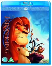The Lion King Blu-ray Brand New Sealed