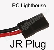 RC lights JR connector plug for direct power add on  1 pc.   Futaba Tamiya