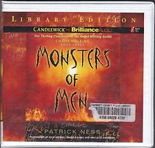 Monsters of Men : Chaos Walking Book 3 by Patrick Ness (2010, CD, Unabridged)