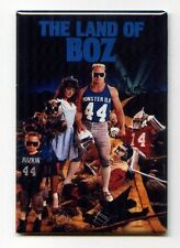 BRIAN BOSWORTH / LAND OF BOZ - MINI COSTACOS POSTER FRIDGE MAGNET seahawks rare
