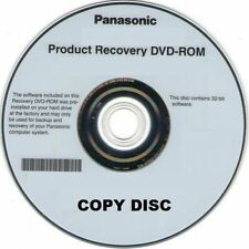 Panasonic Toughbook CF-19 MK1 XP RECOVERY FACTORY RESET DISC UK_1
