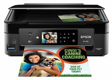 Epson Expression Home XP-430 Wireless Color Photo Printer with Scanner & Copier
