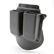 Hot Sale Paddle Style Double Magazine Pouch For Glock 9mm .40 Cal Mags