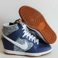 NIKE DUNK SKY HI LIB QS LIBERTY OF LONDON BLUE RECALL SZ 6 [529040-400]