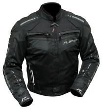 RJays (Australian) Octane II Protective Riding Jacket Black 6XL size