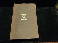 MODERN LIBRARY D.H. LAWRENCE SONS AND LOVERS 1922 H/C Antique Book