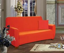 JERSEY STRETCH SLIPCOVER, COUCH COVER, FURNITURE SOFA ELEGANT COMFORt