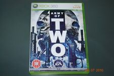 Army of Two Xbox 360 UK PAL **FREE UK POSTAGE**