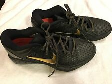 Nike Zoom Kobe VII Elite Black/Metallic Gold Size 12