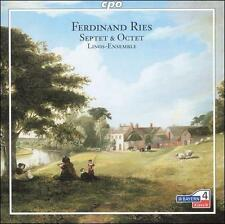 Ferdinand Ries: Septet & Octet, New Music