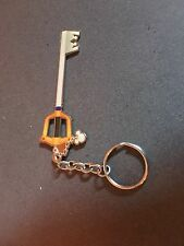 Kingdom Hearts II Key Blade Metal Key Chain - Disney Hot topic - OOP RARE