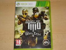 Army of Two The Devil's Cartel Xbox 360 UK PAL