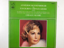 LP ANNELIESE ROTHENBERGER , Gerald Moore