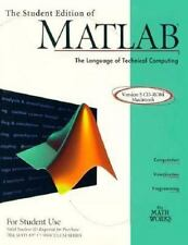 MATLAB 5 for Mac by Inc. Staff Mathworks (1997, Paperback, Student Edition of...