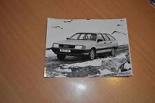 PHOTO DE PRESSE ( PRESS PHOTO ) Audi 100 Avant Quattro de 1985 AU091