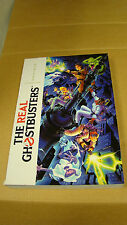 The Real Ghostbusters IDW Soft Cover Omnibus