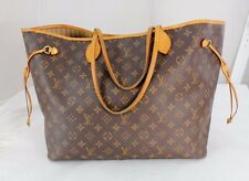 Authentic LOUIS VUITTON Neverfull GM Tote Shoulder bag Purse Handbag  - France