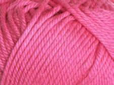 PATONS COTTON BLEND 8PLY 50G BALL KNITTING YARN - FLAMINGO