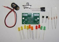 Beginners Electronic Project Kit Transistor Astable/Multivibrator BC182L 10 LEDs