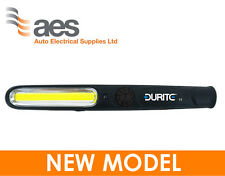 Durite Mini 8W Cordless COB LED Rechargeable Inspection Lamp - 240Lm