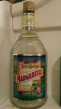 Jose Cuervo CUERVO GOLD Classic Lime Margarita Empty Liquor Bottle