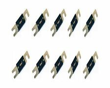 10 x 300AMP ANL Fuses Car Audio Gold Plated 300A 300 AMP fuse