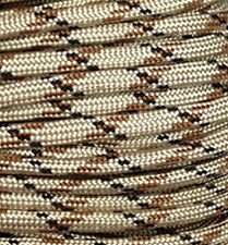 50FT 550 Paracord Parachute Cord Lanyard Mil Spec Type III 7 Strand Core#13