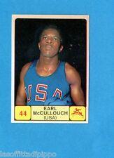 CAMPIONI d. SPORT 1968/69-PANINI-Figurina n.44- McCULLOUCH - USA -ATLETICA-Rec