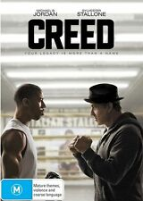 Creed (DVD, 2016) - AS NEW
