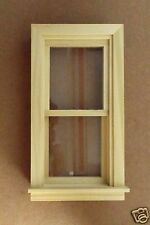 Dollhouse Traditional Working Window  #5000 (by:Houseworks)