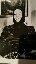 Elizabeth Taylor in Black 68 Secret Ceremony Movie 5048 18 No Borders Still HS