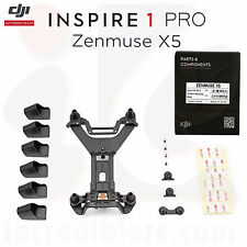 DJI Inspire 1 Pro Zenmuse X5/ X5R Camera Gimbal Part 2 Vibration Absorbing Board