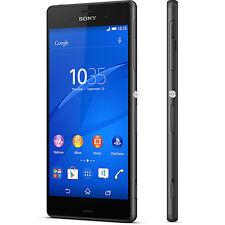 Sony Xperia Z3 Negro 4g d6603 16 Gb Desbloqueado De Fábrica Smartphone