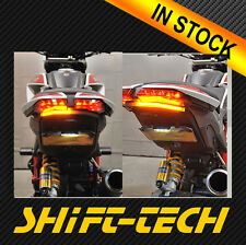ST1010-2 DUCATI HYPERMOTARD 821 939 FENDER ELIMINATOR  TAIL TIDY LED TURN SIGNAL